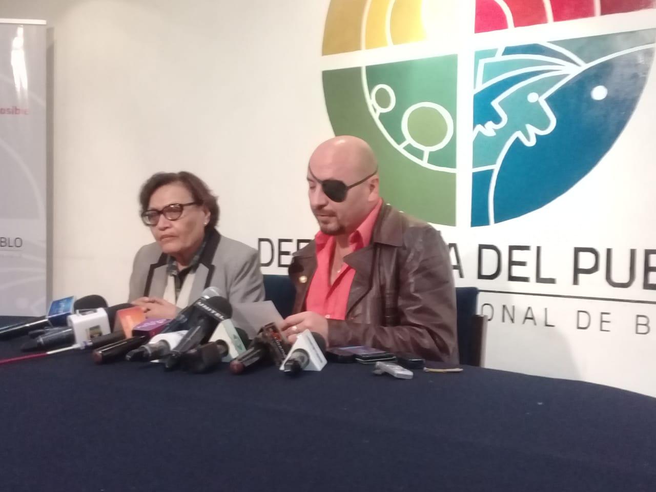 Defensor del Pueblo pide a la UPEA cesar medidas de presión por 72 horas