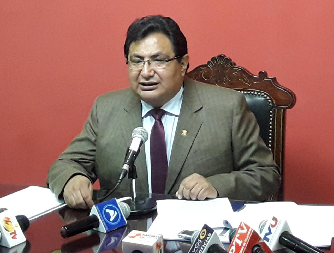 Diputado de UD denuncia la elaboración de 7.000 monedas con la imagen de Morales