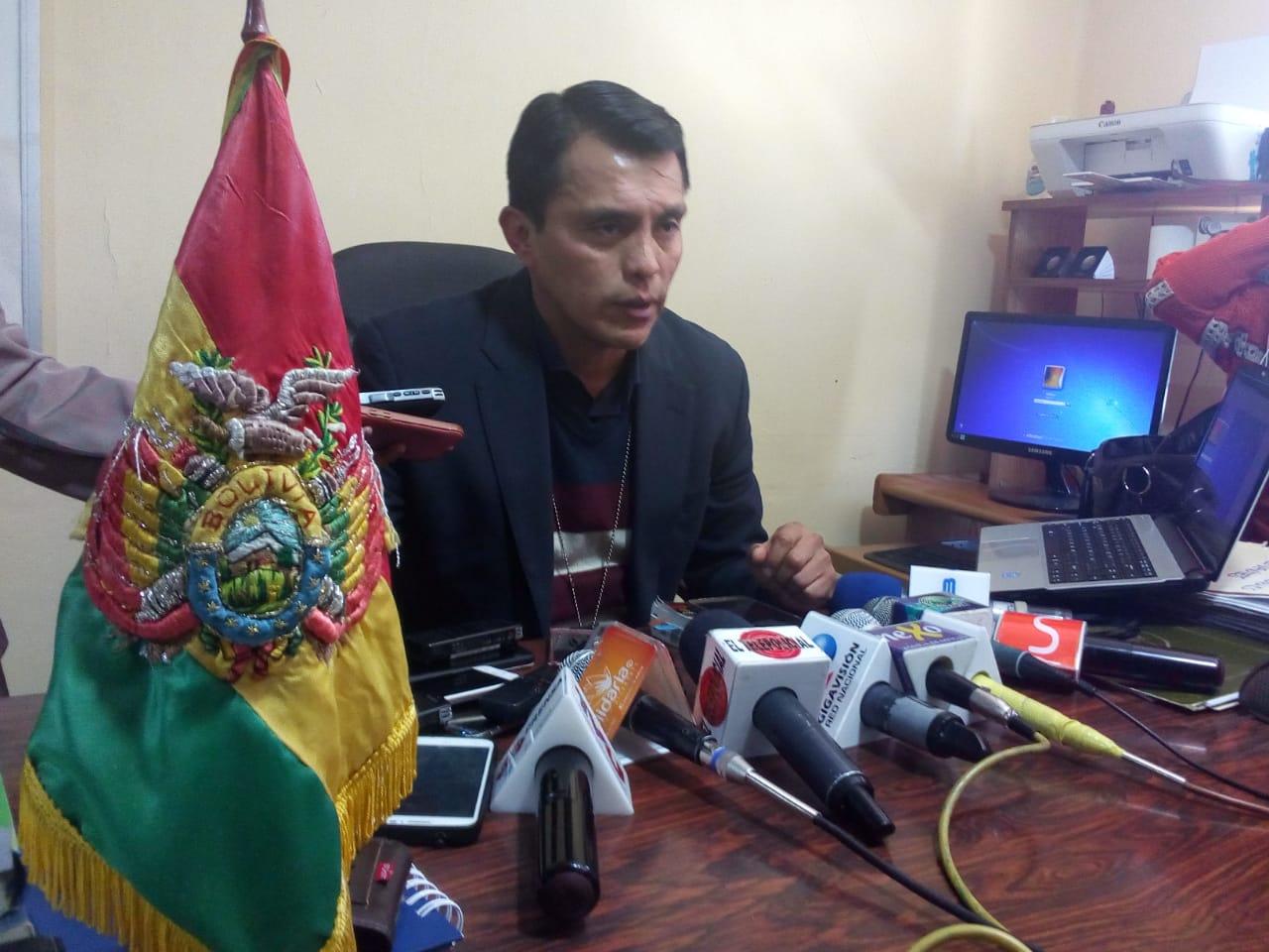 Falso yatiri fue detenido por tentativa de robo y amenaza