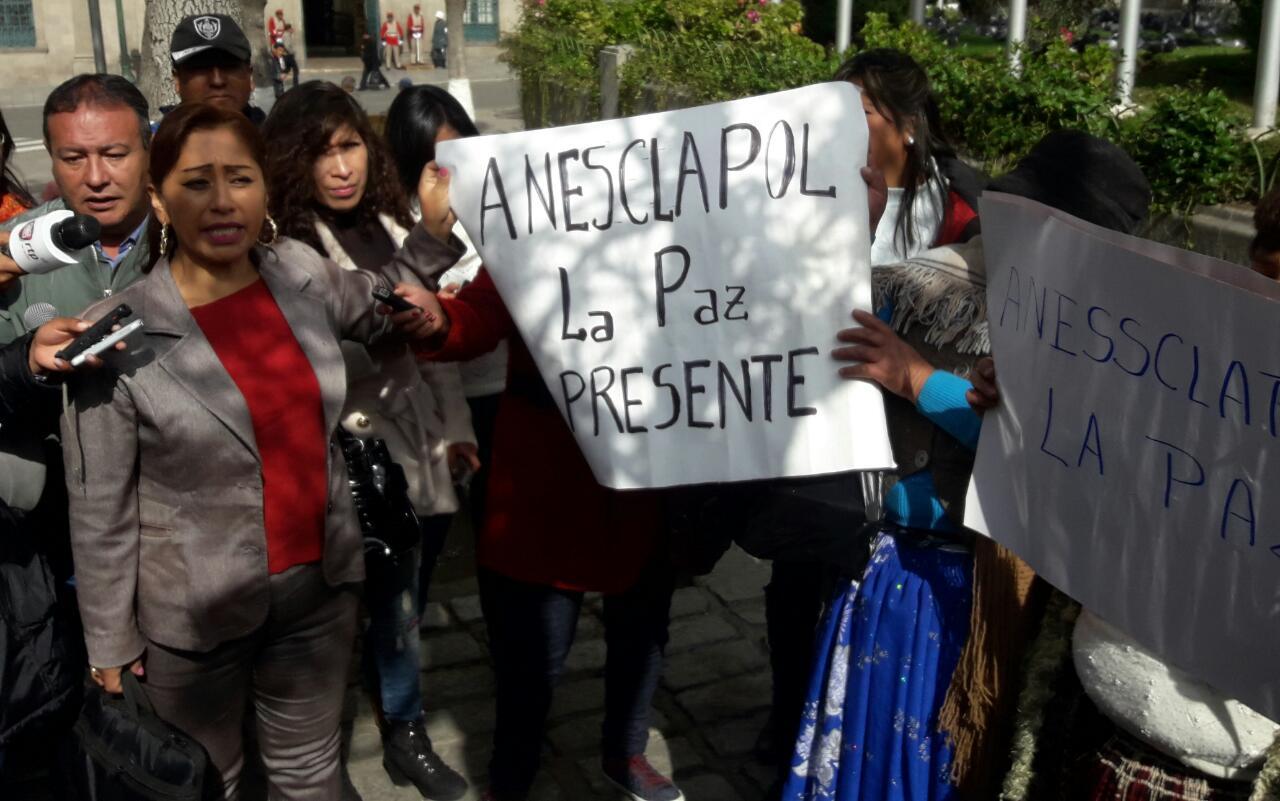 Familiares de Policías Subalternos piden agilizar proceso contras 130 efectivos