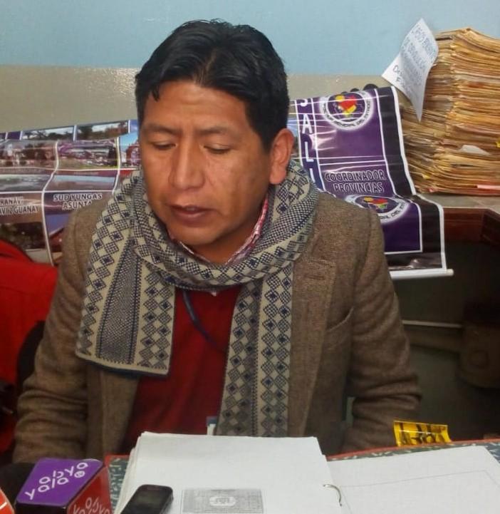 Maestro acusado de abusar sexualmente a 4 menores fue enviado a Chonchocoro