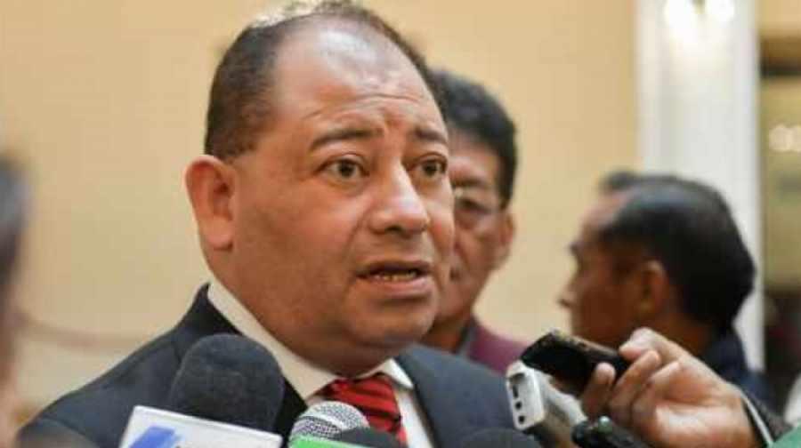 Ministerio de Gobierno garantiza la normalidad de los actos centrales por el 6 de agosto en Potosí