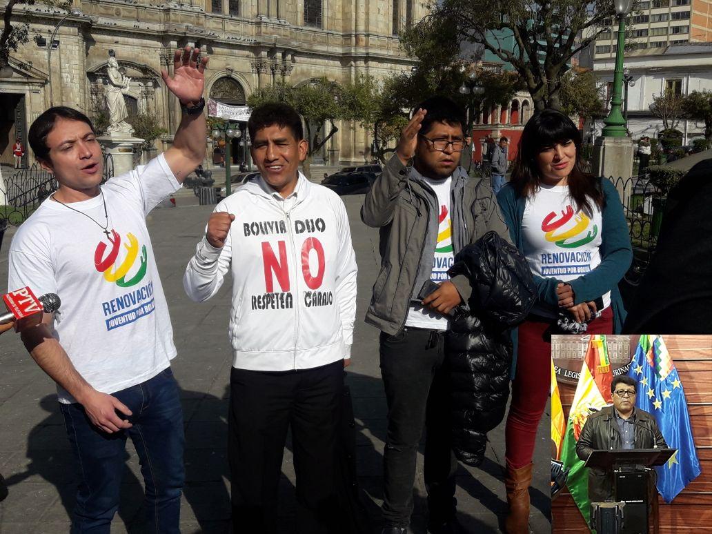 Colectivos del 21F conformaran comisiones con la participación de más de 1000 activistas