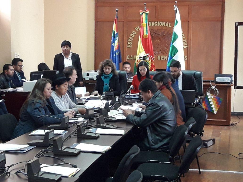 Comisión Mixta de Justicia Plural inició la apertura de sobres de los 53 postulantes
