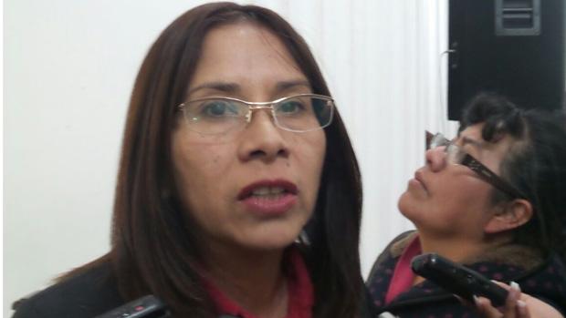 Diputada de UD califica poco sería de ley contra la mentira propuesta por Morales