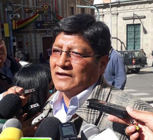Diputado Domingo Soto de Potosí fue expulsado de las filas del MAS