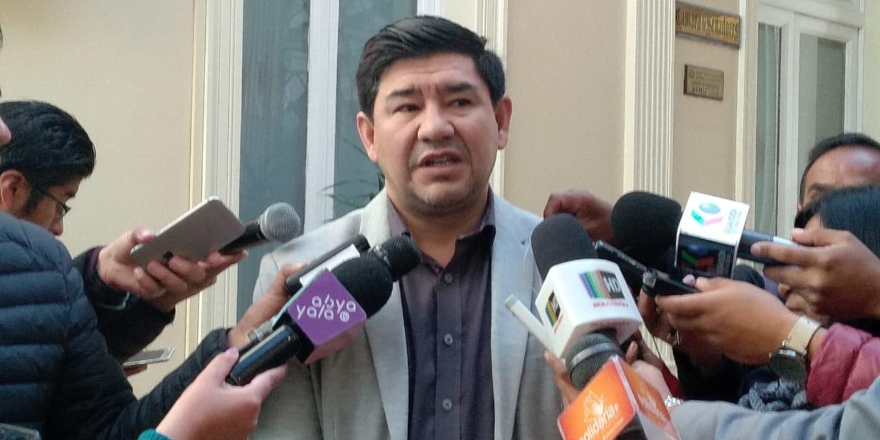 Se inicia el tratamiento en detalle del proyecto de Ley de Organizaciones Políticas