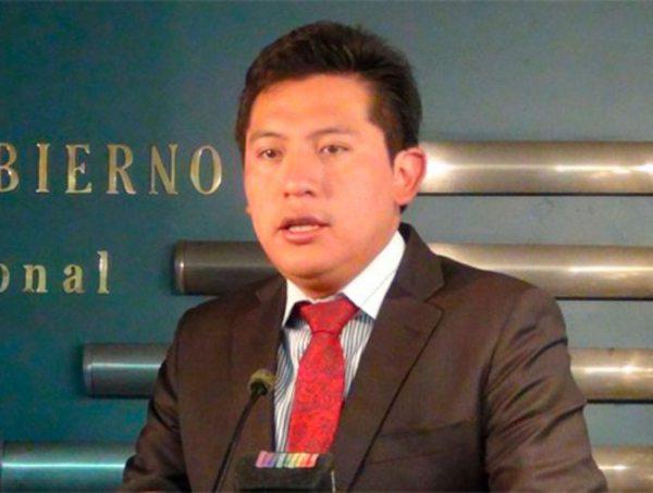 Vice ministro de Régimen Interior descarta que teniente Ortiz fue acompañado por su primo policía