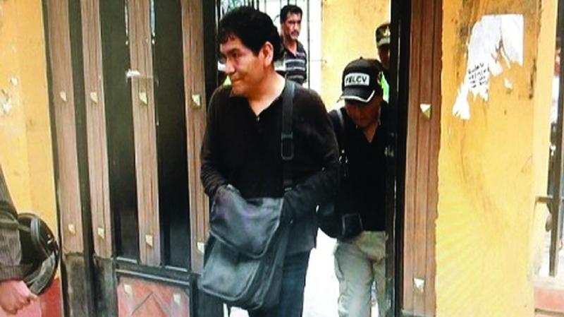 Exfiscal de Caranavi está detenido en San Pedro por encubrir las violaciones de médico forense