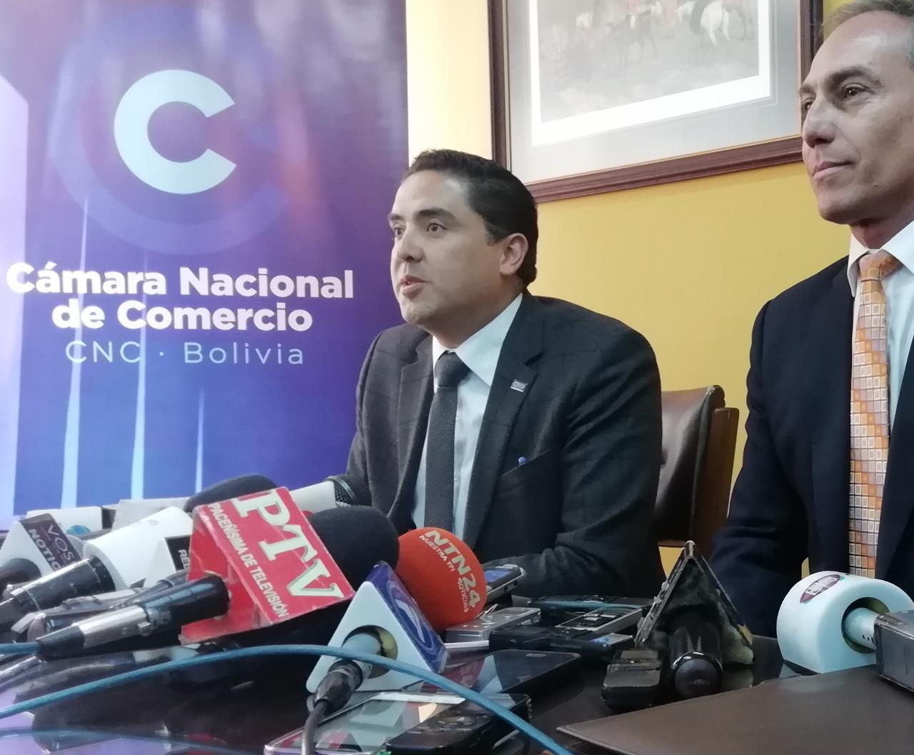 La Cámara Nacional de Comercio muestran su preocupación por la crisis argentina
