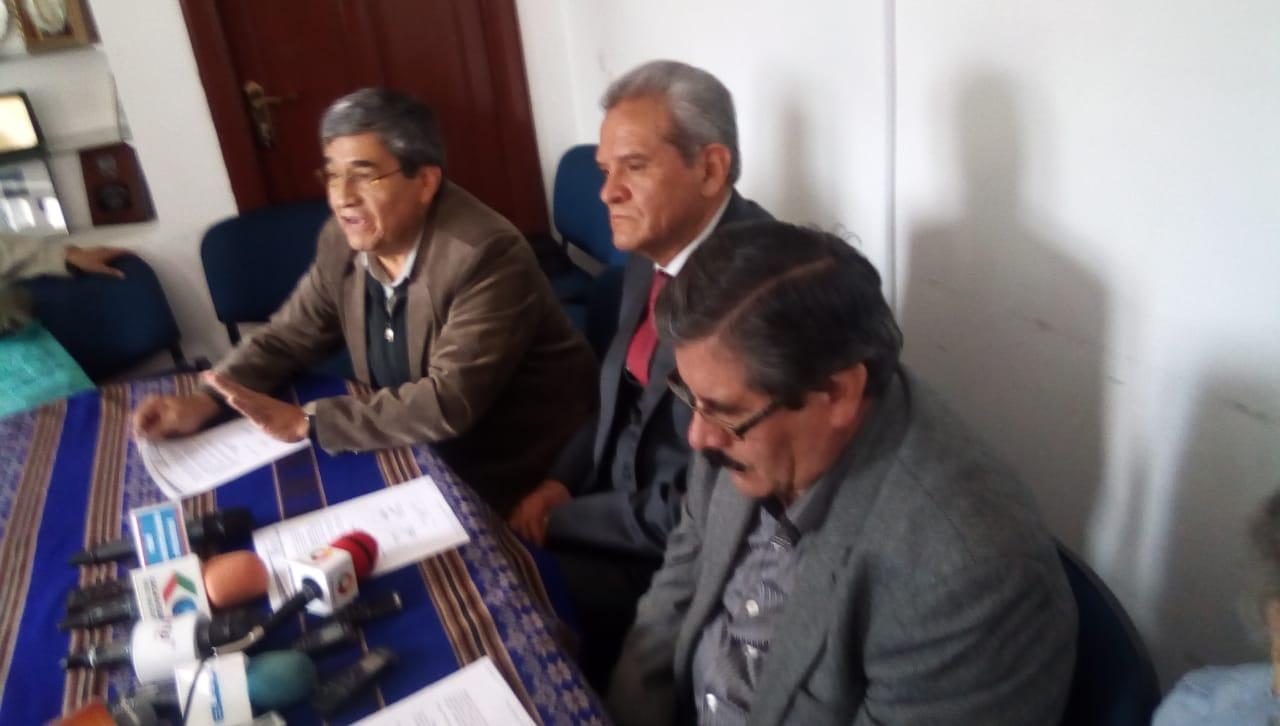 Rector de la UMSA asegura que el gobierno pretende encubrir a altas autoridades involucradas en el caso Alexander