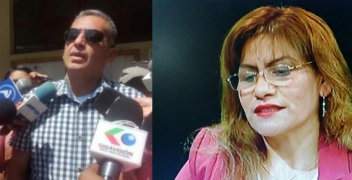 Romel Cardoso atacaba virtualmente a Patricia Pacajes