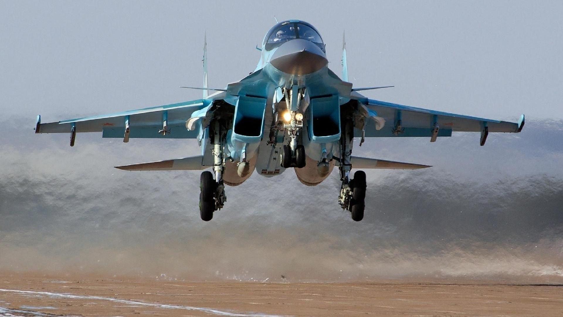 Siria derribó un avión ruso durante un bombardeo aéreo israelí