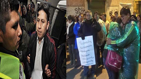 Tribunal Décimo de Sentencia negó la cesación a la detención preventiva de Jhiery Fernández
