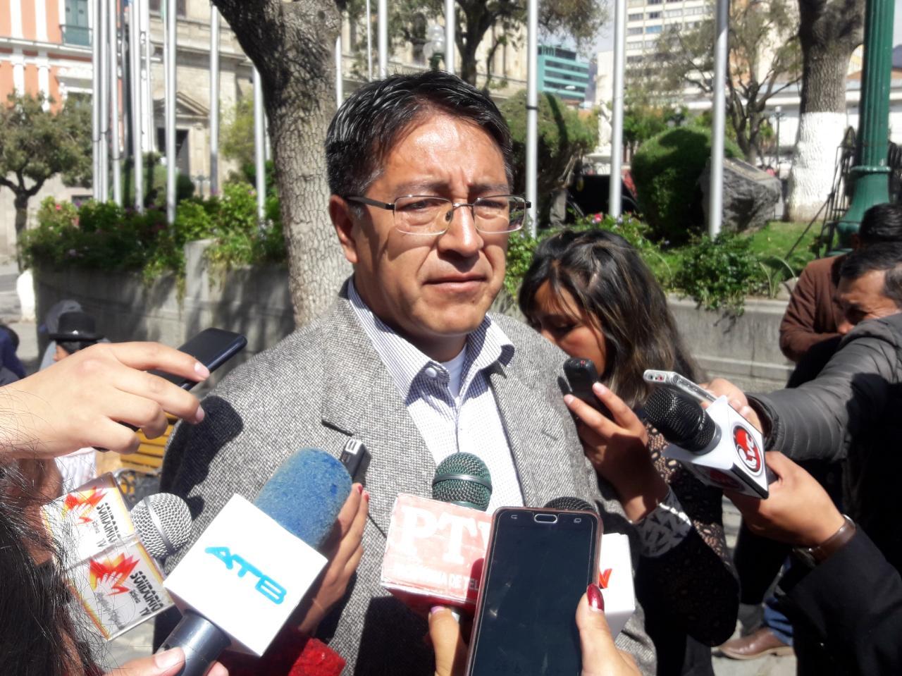 UD envía la cuarta nota a Gabriela Montaño para que conforme una comisión de investigación