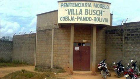 Un reo murió tras un motín en la cárcel de Cobija