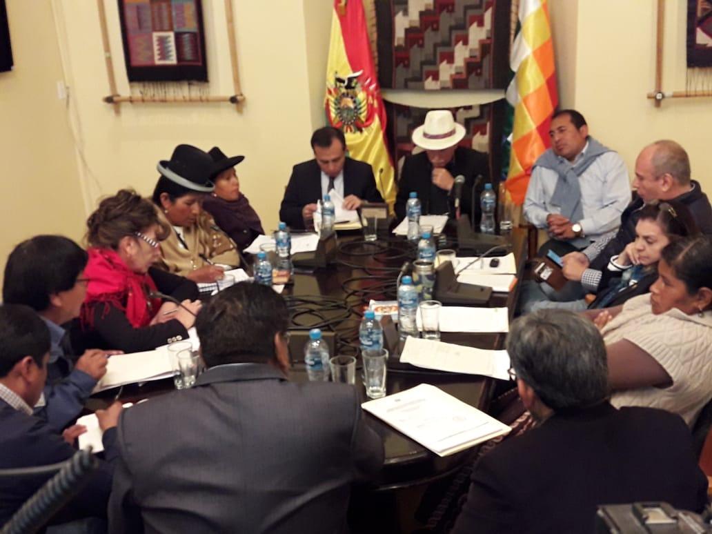Amnistía para Carlos Mesa y Tuto Quiroga encaminada de poderse ejecutar