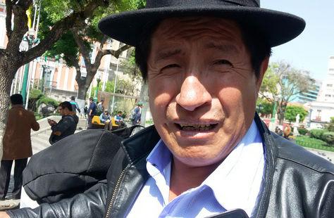 Diputado Rafael Quispe anuncia ampliación de querella por consorcio contra fiscales, jueces, el gobernador Patzi