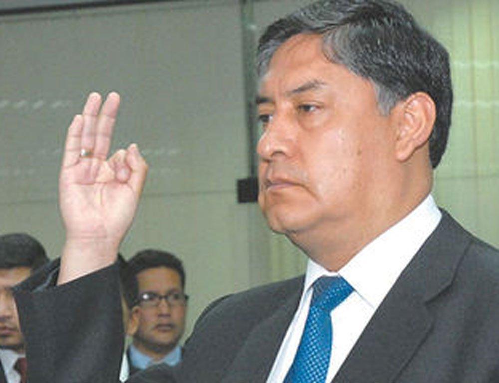 El nuevo Fiscal General del Estado será posesionado este 23 de octubre en la vicepresidencia
