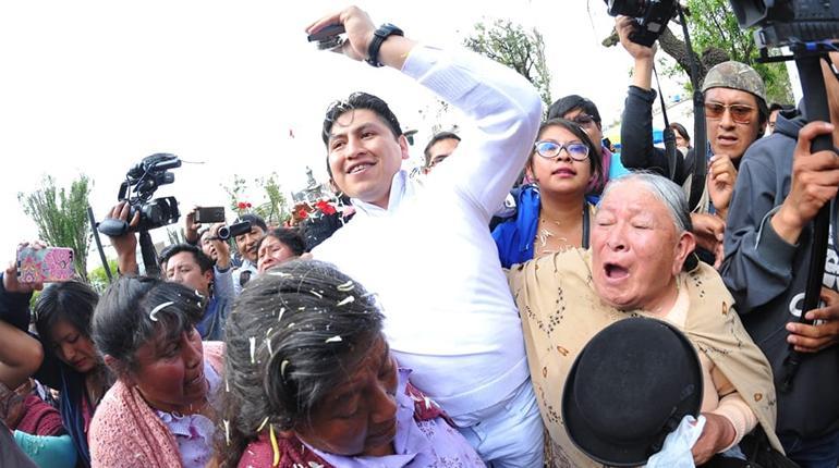 Jhiery Fernández deja la cárcel de San Pedro para cumplir con su detención domiciliaria