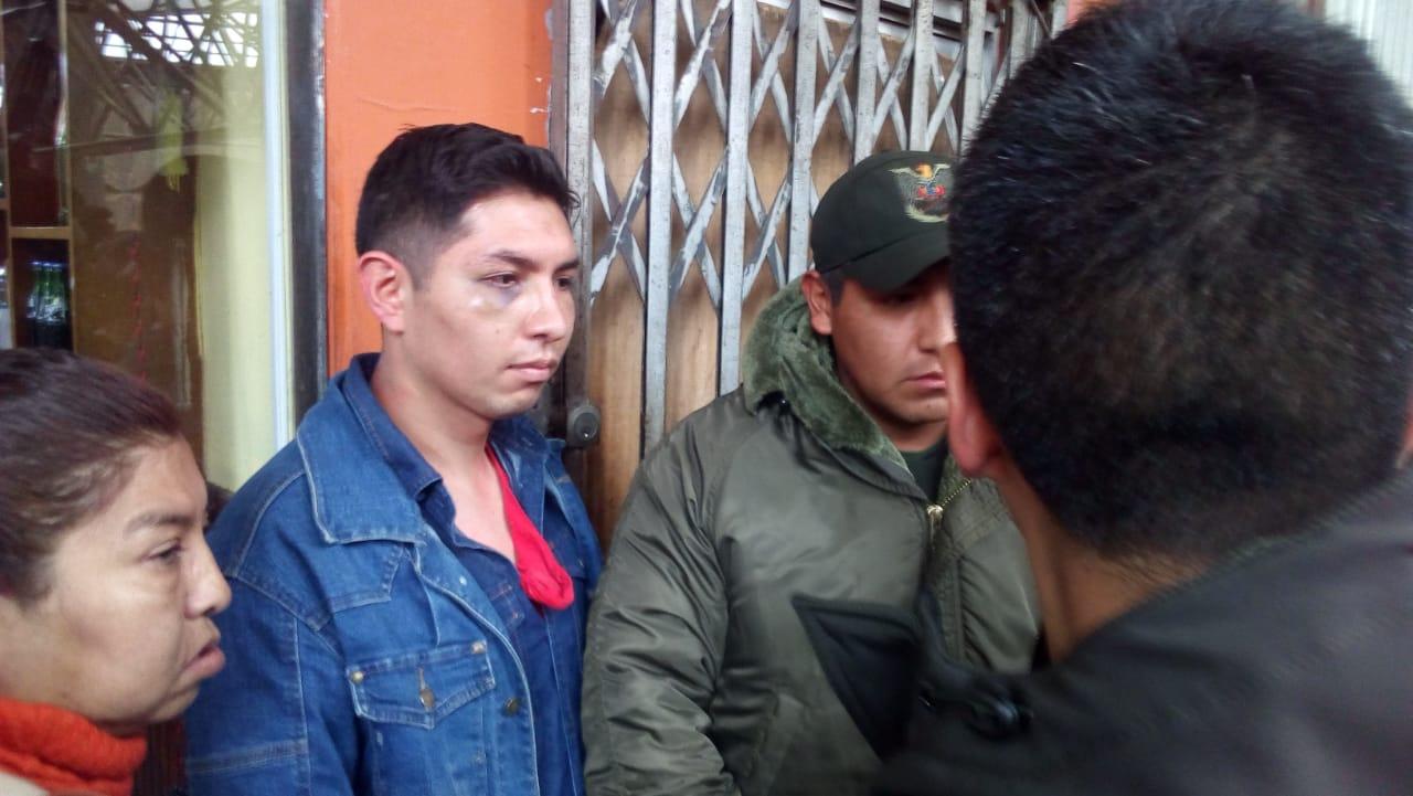 La Policía detuvo a sujeto que golpeó a su pareja el día de su boda