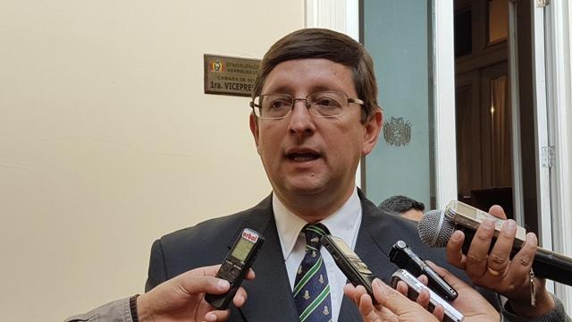 Senador Ortiz denuncia que 13 empresas nacionalizadas por el gobierno continúan registradas como sociedades anónimas