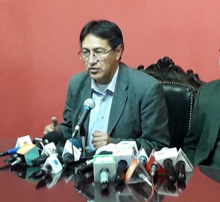 UD exige pronunciamiento sobre impugnación a reglamento para elecciones primarias