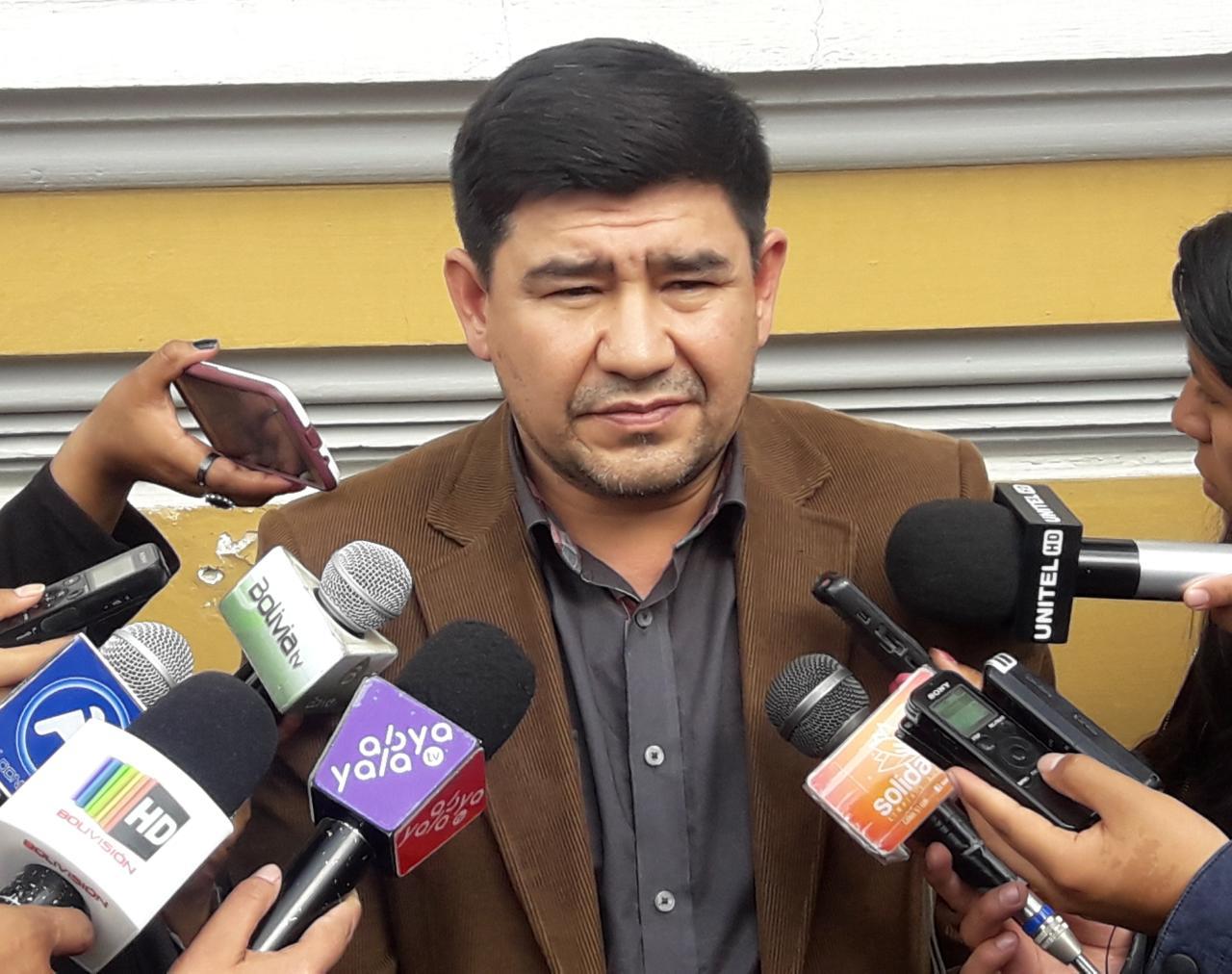 BARÓN ASEGURA QUE EL MAS TIENE LA MUSCULATURA PARA GANAR EN LA PRIMERA VUELTA DE LAS ELECCIONES GENERALES DEL 2019, SIN ALIANZAS