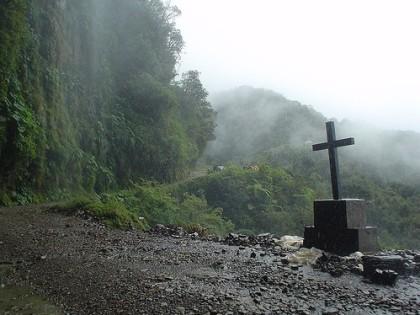 ADEPCOCA declara duelo en los Yungas tras muerte del hijo menor de Franklin Gutiérrez