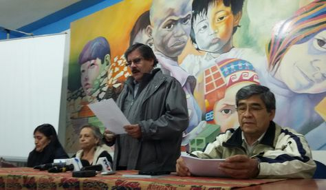 CONADE acatará paro cívico nacional en defensa de los resultados del referéndum del 21F