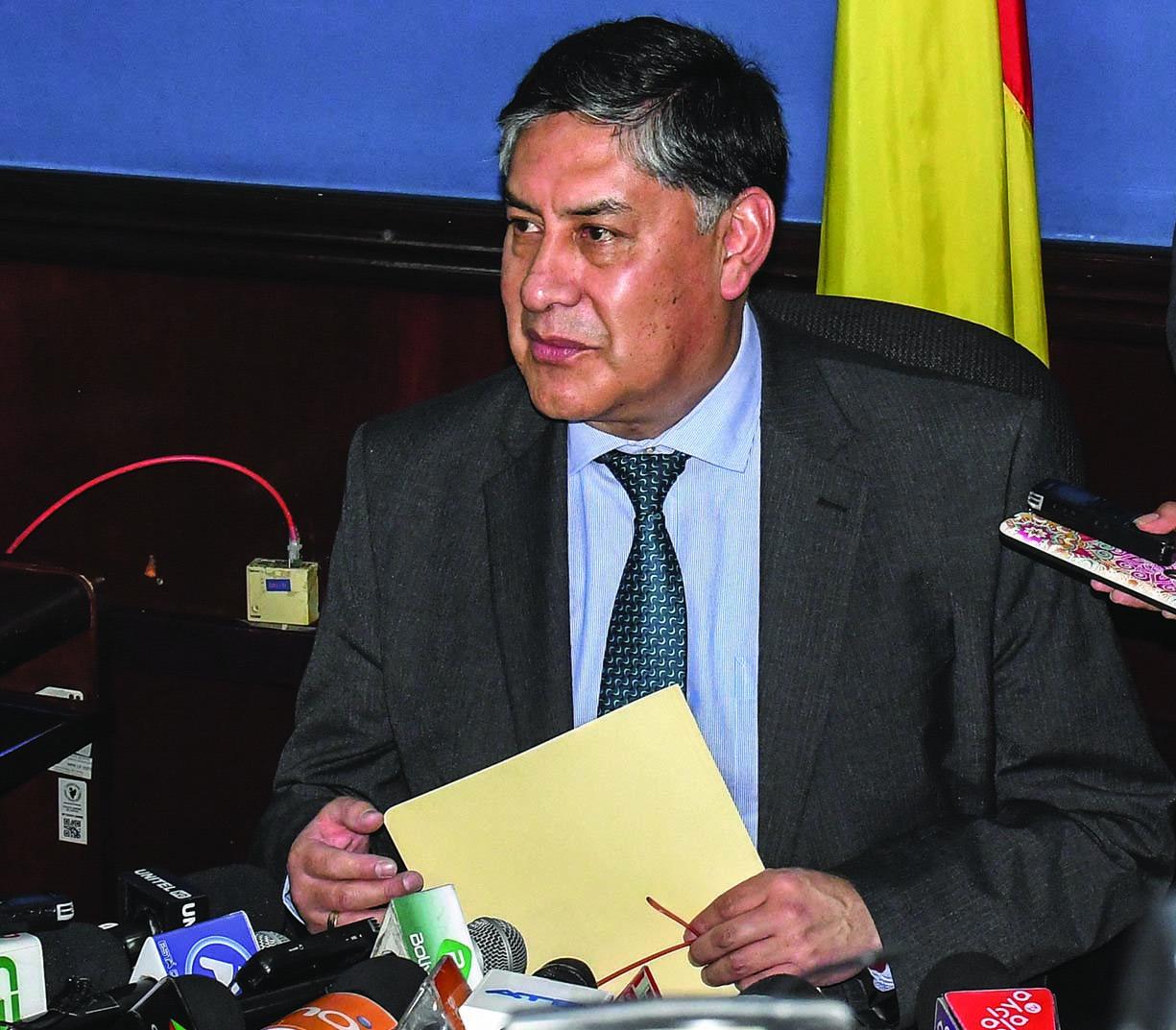 El Fiscal General del Estado retira apelación de 20 a 30 años de cárcel para Jhiery Fernández