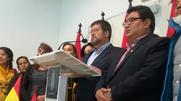 El MAS no cree en la declinación de Samuel Doria a su candidatura para las elecciones del 2019