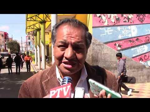 El presidente del CCPDLP presentará una denuncia contra el gobernador de La Paz por figurar como militante del MTS