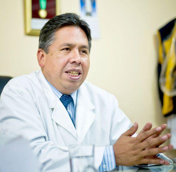 El presidente del Colegio Médico confirma el paro para el día jueves en La Paz