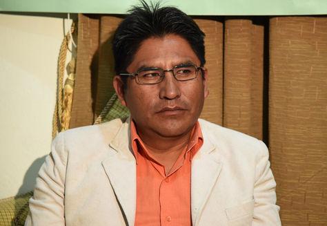 Gobernador Félix Patzi anuncia que hasta este 23 nombrará a su acompañante como vicepresidente a las elecciones del 2019