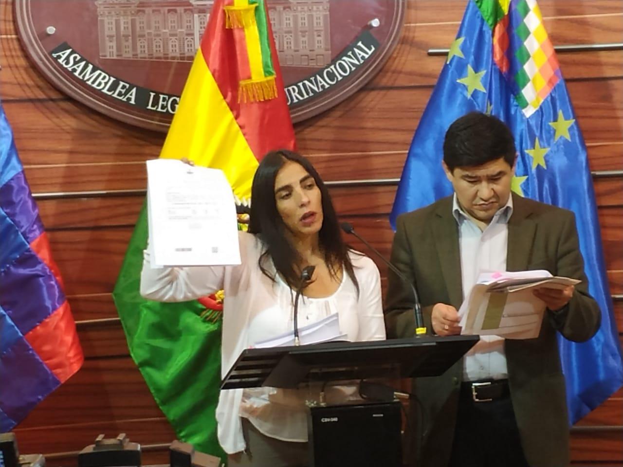 Montaño afirma que la aplicación de la página web es necesaria para el conocimiento de la inclusión de personas a algún partido político