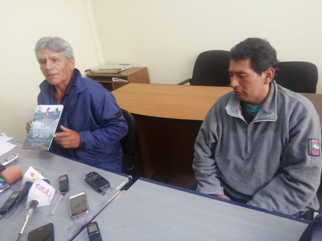 """Los regantes exigen mayor presupuesto al Ministerio de Agua para el proyecto """"Mi Riego"""""""