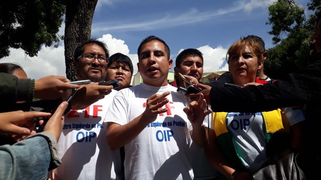Plataformas del 21F anuncian huelga de hambre para este 3 de diciembre en puertas del TSE en rechazo a la respostulación de Morales