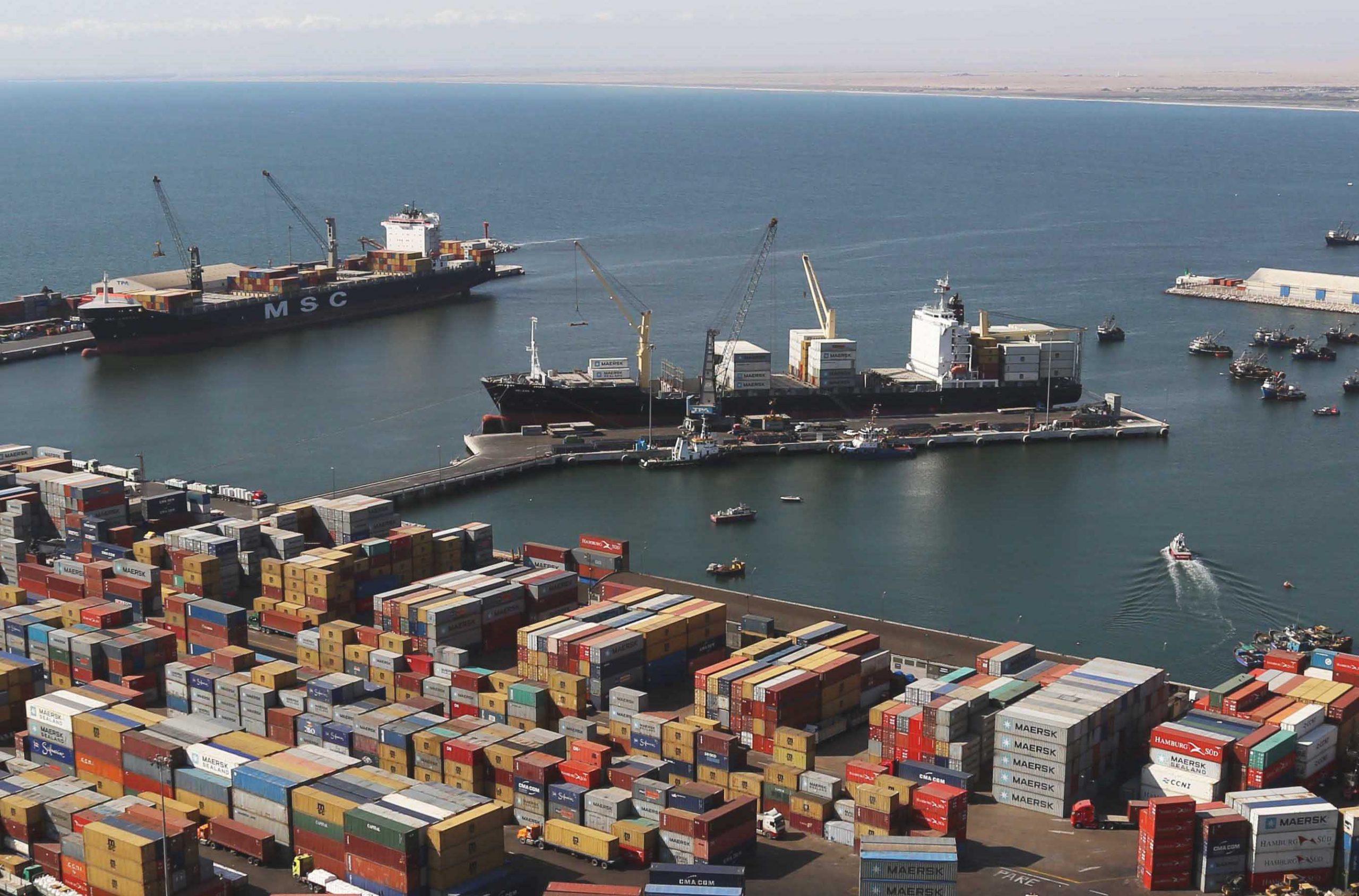 El Gerente General del puerto de Arica Diego Bulnes busca beneficiar el comercio internacional de Bolivia