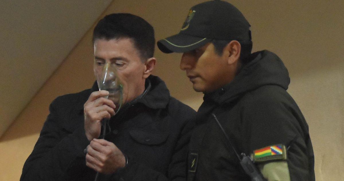 """Justicia revoca la libertad condicional de """"Techo de paja"""""""