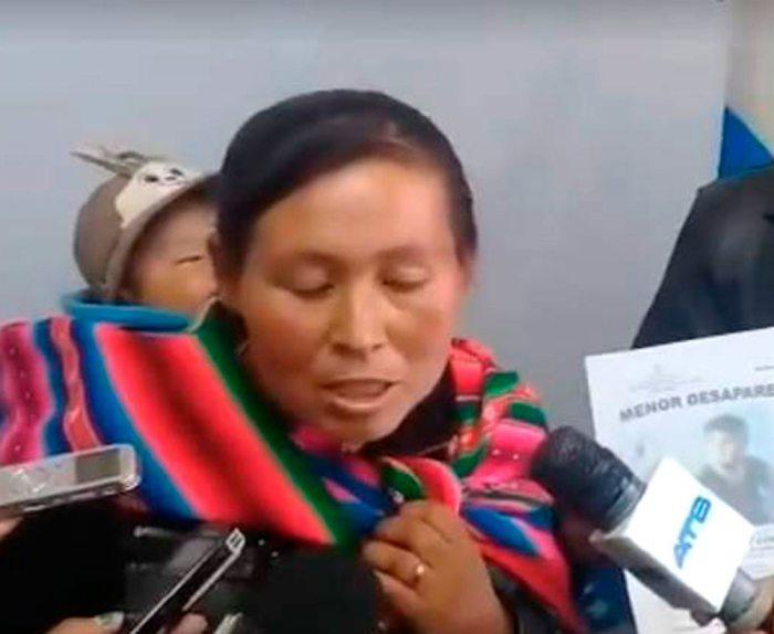 Policía refuerza investigación sobre  el menor, que según los padres fue sacrificado para ofrendas rituales en una mina de provincia muñecas