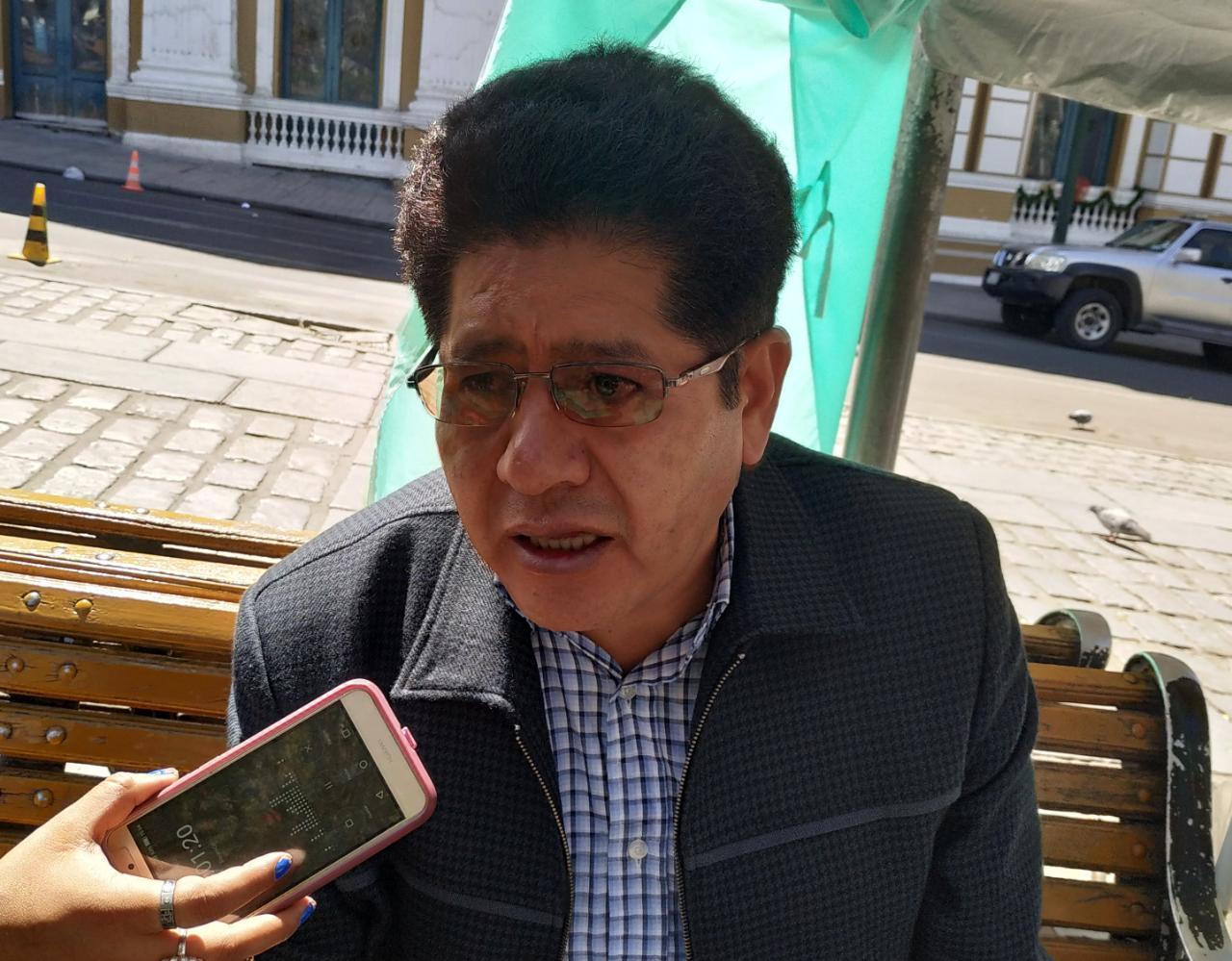 MAS asegura que decisión de comités cívicos sobre plazo de 72 horas para anular la habilitación del binomio Evo – Alvaro  no tiene efecto jurídico y los califica como grupos de amigos