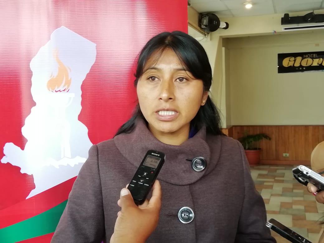 ALP enviará notas al Gobernador mediante medios de comunicación para exhortar la falta de obras en Tipuani