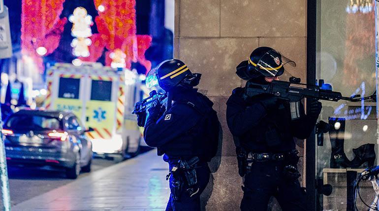 Al menos dos muertos y varios heridos tras tiroteo en Estrasburgo