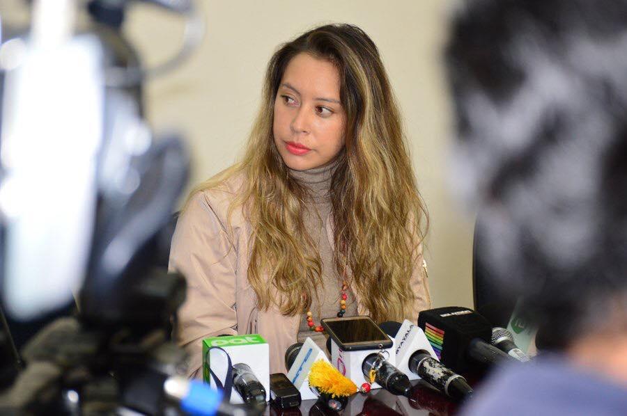 Diputada del MAS asegura que las impugnaciones que presentará Barrientos buscan deslegitimar al binomio de Morales y Linera