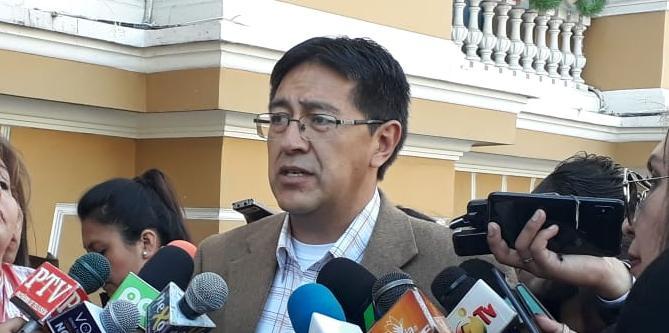 Diputado Barrientos presentará alrededor de 300 mil impugnaciones ante el TSE