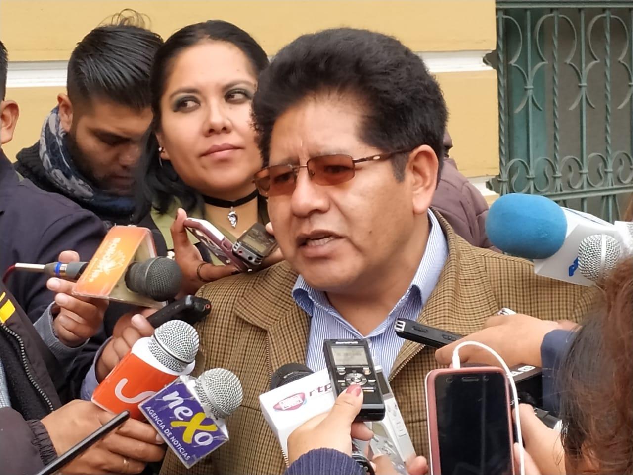 Diputado Ramos anuncia que el fin de las elecciones del 2019 es superar el 70% de votos a favor de Evo Morales