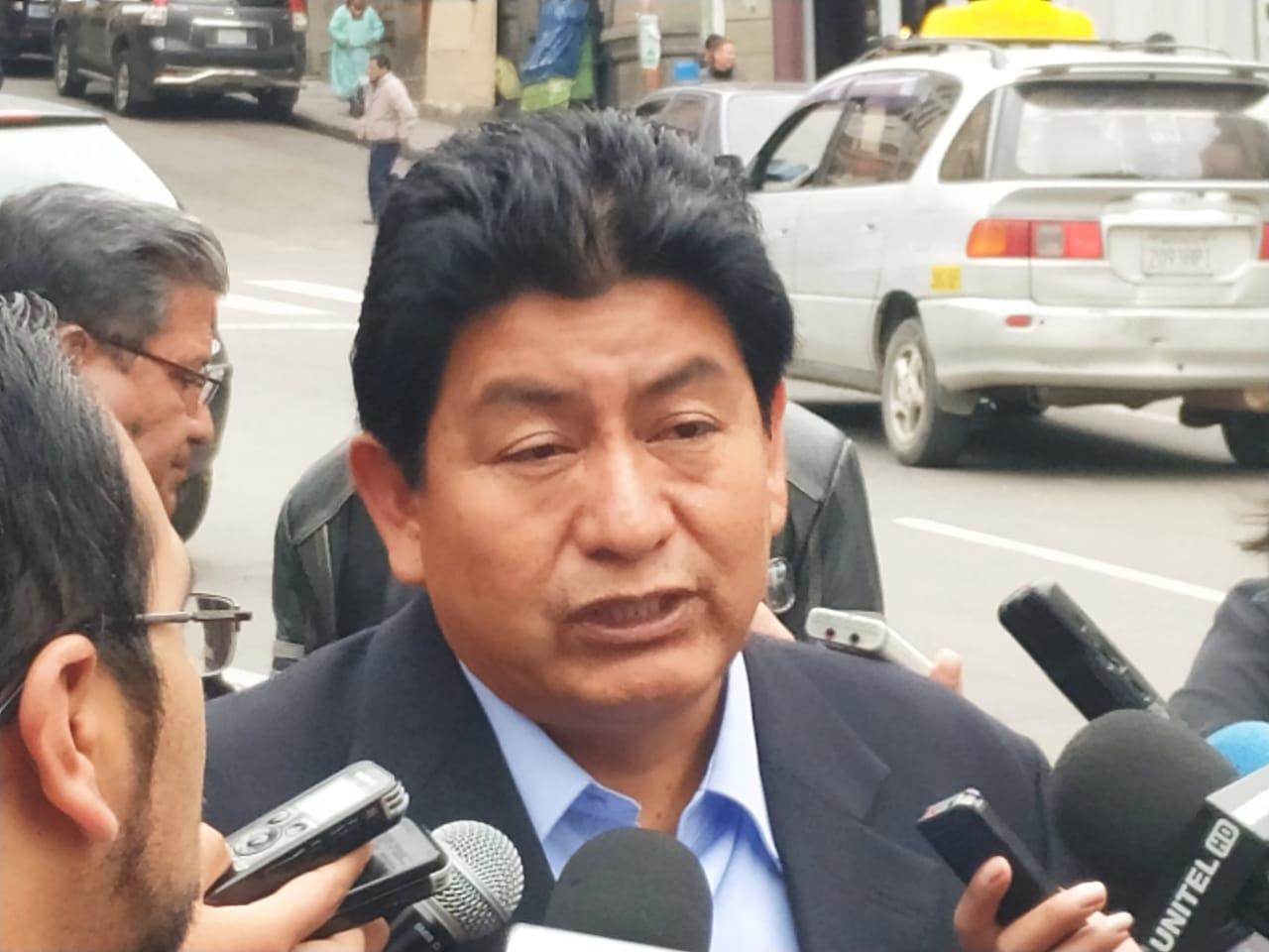 Edgar Montaño asegura que suspender las primarias implica anular las elecciones generales