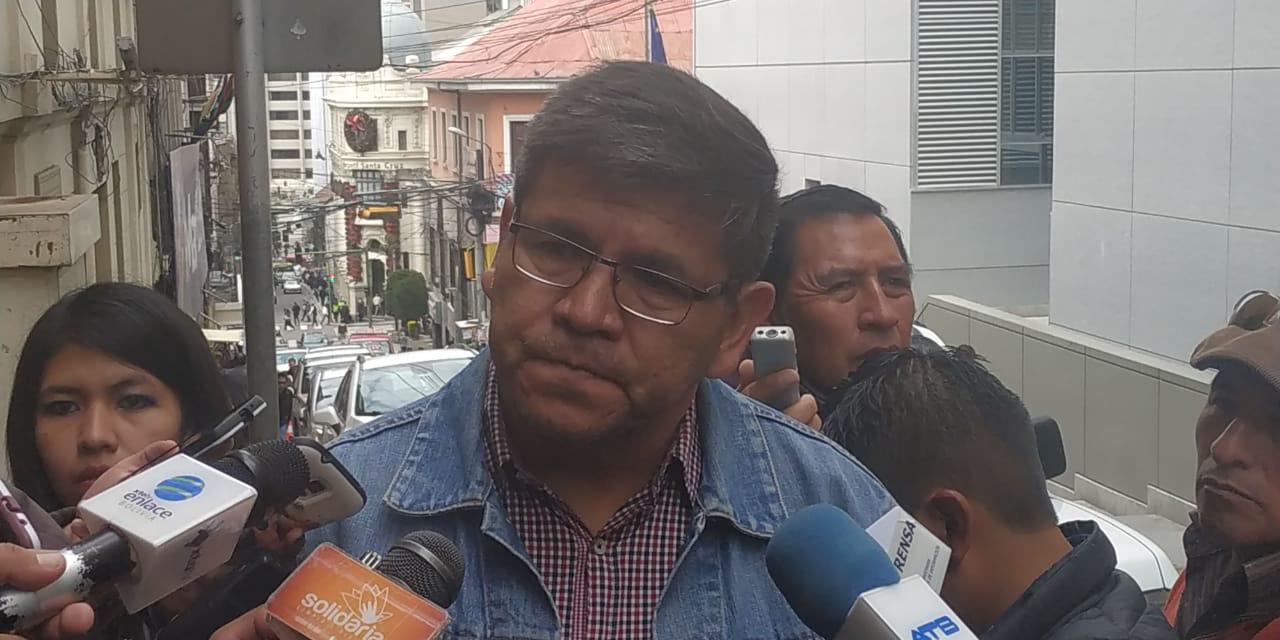 SOL.BO pide a la oposición presentar un proyecto de ley para suspender las elecciones primarias