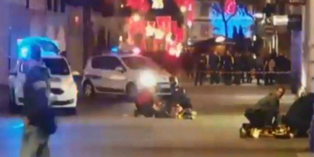 Estrasburgo: al menos 1 muerto y 6 heridos tras un tiroteo en el centro de la ciudad francesa